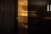 The Loft Hotel sauna