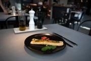 Omlet z serem i szynką